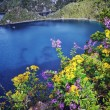 Montebello lakes in Mexico — Stock Photo #45346901