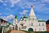 Russian Monastery in Summer — Stock Photo