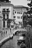 Canaux de venise, italie — Photo