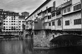 Ponte vecchio, florença, itália — Foto Stock