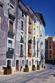 Streets of Cuenca — Stock Photo