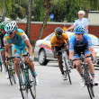 Stock Photo: PAHANG ,MALAYSI- MARCH 1 : largest group of cyclists from