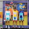 Stock Photo: Pahang, Malaysi- March 1: Serpa,Jose (Androni Giocattoli) won