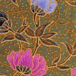 Stock Photo: Batik Pattern