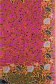 Batik desen — Stok fotoğraf
