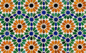 Seamless mosaic tile pattern — ストック写真