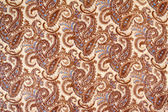 Seamless Javanese Batik Pattern — Stock Photo