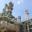 Petrochemical plant petrochemical plant — Stock Photo