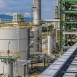Stockfoto: Oil and chemical factory