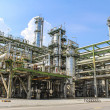 Oil and chemical factory - Stock Photo