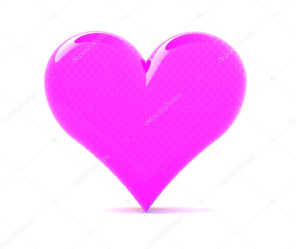 Abstract design of  love icon — Stock Photo #18475663