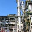 Stock Photo: Structure of Petroleum and chemical plant