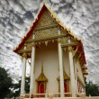 Stock Photo: Buddism temple - Public location in Thailand