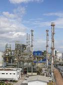 Poder e utilitário de fábrica — Foto Stock