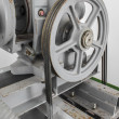 Pulley with machine — Stockfoto #34393705