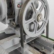 Stockfoto: Pulley with machine