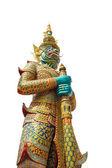 Ravana giant statue — Stock Photo