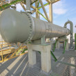 Stockfoto: Heat exchanger