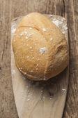 недавно испеченный хлеб — Стоковое фото
