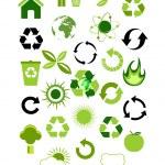 Environmental icons — Stock Vector #10377248