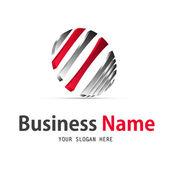 Business icon design, logo — Stock Vector