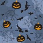 Halloween — Stok Vektör #12543598