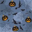 Halloween — Vector de stock #12543598