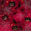 Halloween — Vector de stock  #12543599