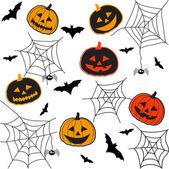 Halloween. — Vector de stock