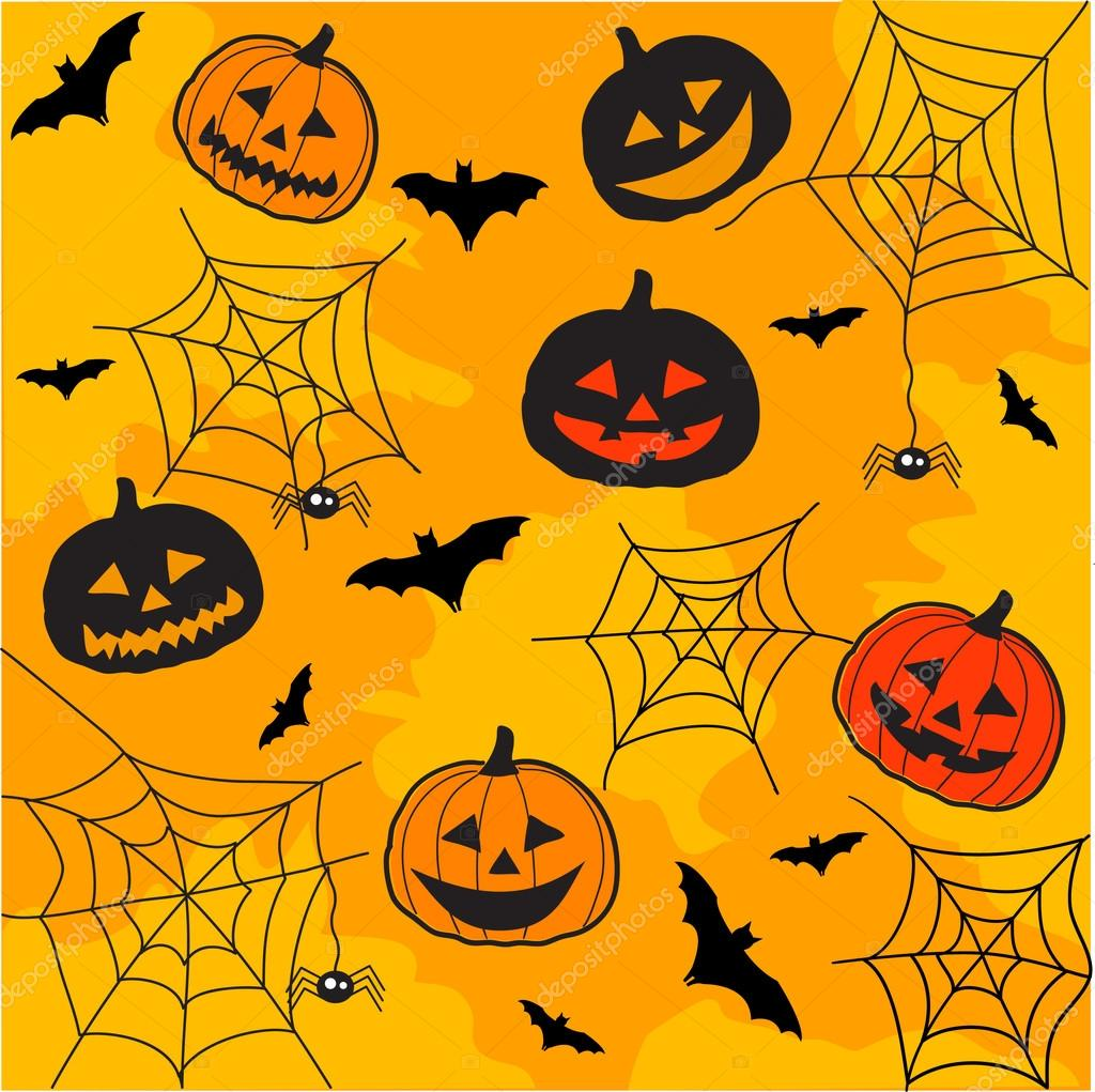 Halloween  Stock Vector #12543597