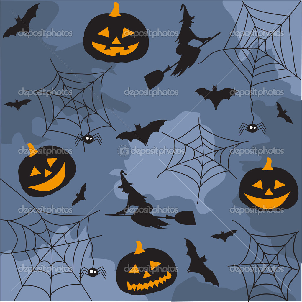 Halloween — Stock Vector #12543598
