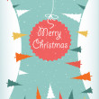merry christmas — Stock Vector #16833581