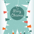 Merry Christmas — Stock Vector #16833589