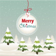 Merry Christmas — Stock Vector #17423469
