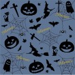 Halloween — Stock Vector #33435105