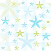 Wzór kwiatowy, tapety — Wektor stockowy