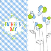 Father's day — ストックベクタ
