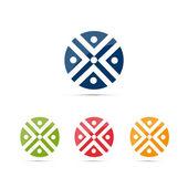 Design de ícones de negócios — Vetorial Stock