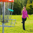 Throwing disc — Stockfoto #12758054