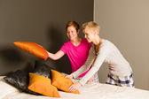 Fare il letto — Foto Stock