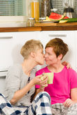 Coffee moment — Stock Photo