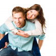 Piggyback — Stock Photo #29883019