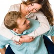Piggyback — Stock Photo #29883379