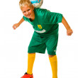 Football player — Stock Photo #30082091