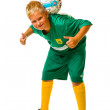 Football player — Stock Photo #30082363