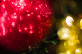 Christmas colours — Stock fotografie