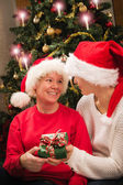 Christmas together — Foto Stock