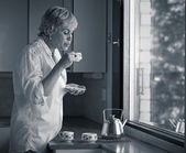 Morning time — Stock Photo