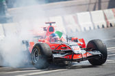 Charles Pic of Marussia F1 Racing — Stock Photo
