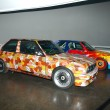 Bmw art car — Foto de stock #12488278